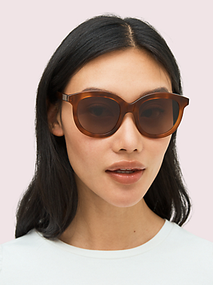 lillian sunglasses by kate spade new york hover view
