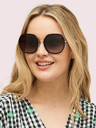 nicola sunglasses by kate spade new york hover view