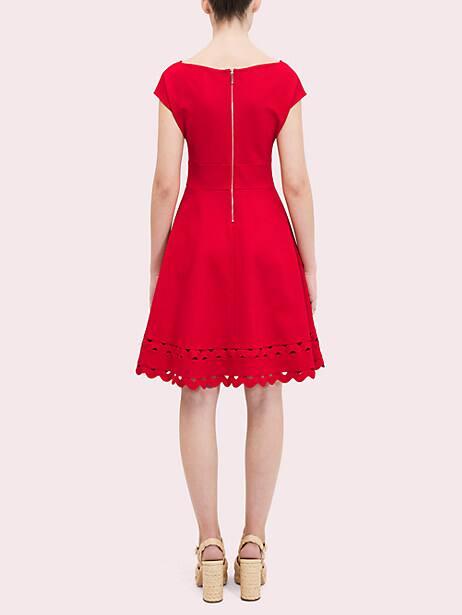 Ric rac ponte dress | Kate Spade New York