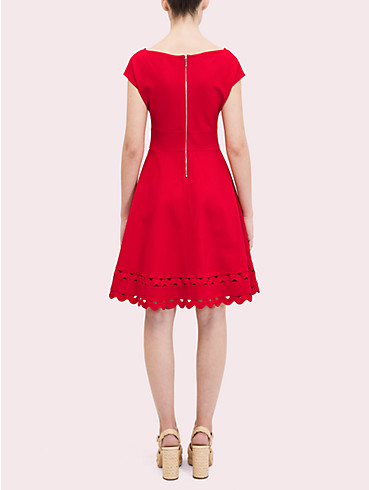 ric rac ponte dress, , rr_productgrid