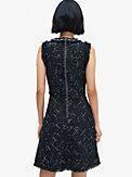 embellished tweed dress, , s7productThumbnail