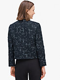 embellished tweed jacket, , s7productThumbnail