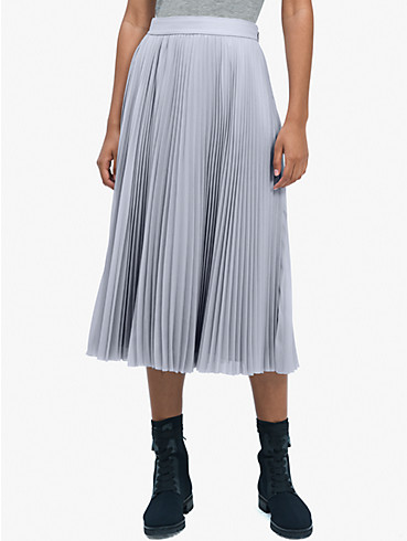 sparkle chiffon pleated skirt, , rr_productgrid
