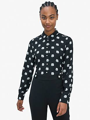 cat dot top by kate spade new york non-hover view