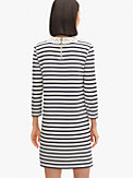 lace collar striped tee dress, , s7productThumbnail