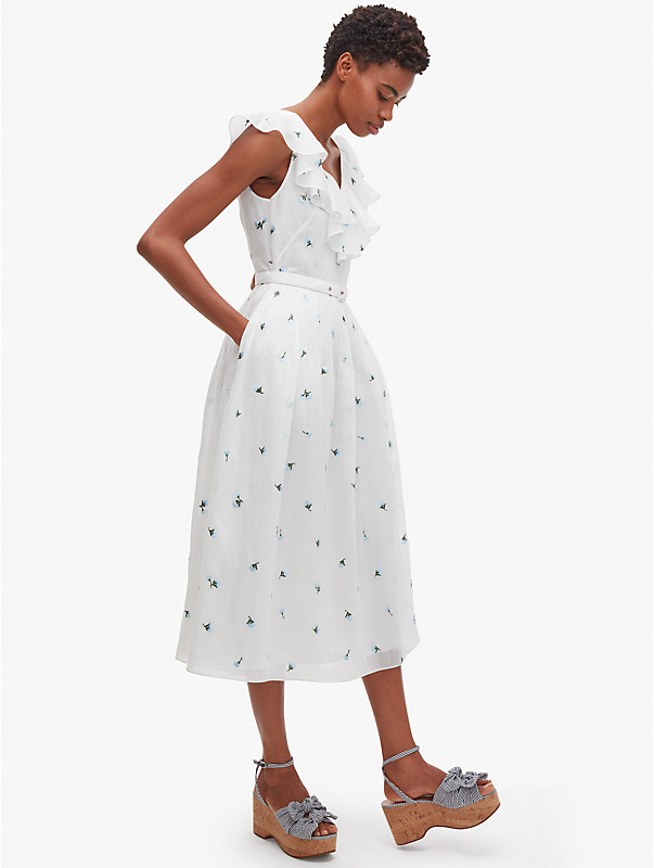 dainty bloom embroidered dress, , rr_large