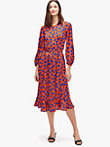poetic floral smocked dress, , s7productThumbnail