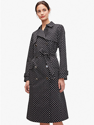 dot trench coat, , rr_productgrid