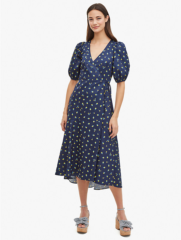dainty bloom wrap dress, , rr_large