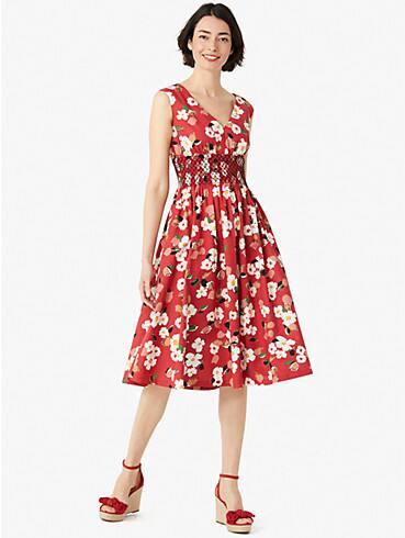botanical garden poplin dress, , rr_productgrid