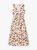 botanical garden tiered dress, , s7productThumbnail