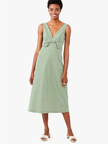 mini gingham bow dress, , rr_productgrid