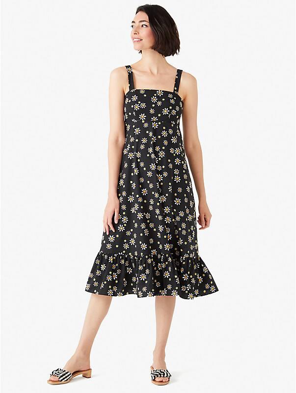 daisy dots al fresco midi dress, , rr_large
