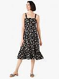 daisy dots al fresco midi dress, , s7productThumbnail