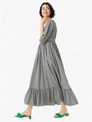 mini gingham bodega midi dress, , rr_productgrid
