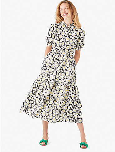 kate daisy textured seersucker shirtdress, , rr_productgrid