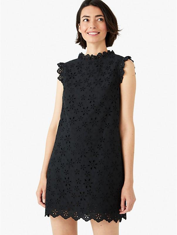 daisy eyelet shift dress, , rr_large