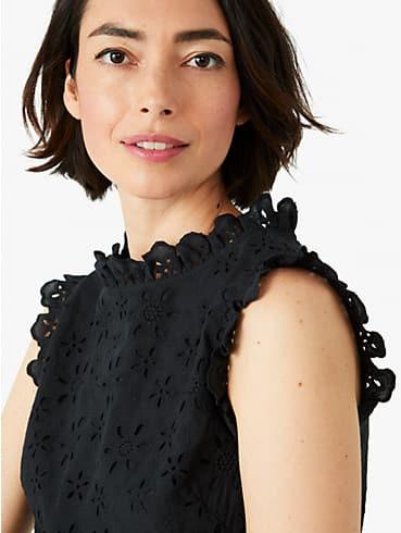 daisy eyelet shift dress, , rr_productgrid