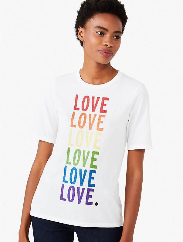 rainbow love tee, , rr_large