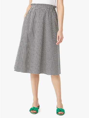 mini gingham midi skirt, , rr_productgrid
