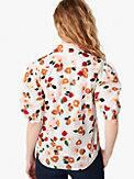 botanical garden button-front shirt, , s7productThumbnail