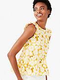 kate daisy flounce top, , s7productThumbnail