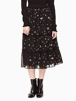 raeanne skirt, black, medium
