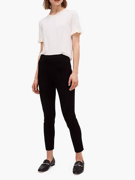 bi-stretch slim pant by kate spade new york