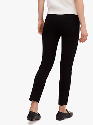 bi-stretch slim pant by kate spade new york hover view