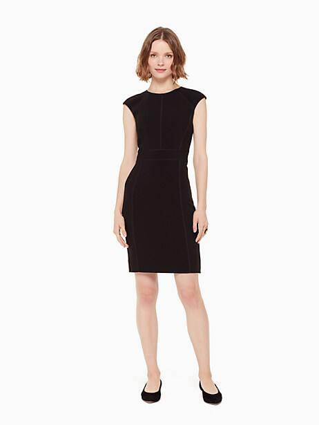 crepe sheath dress by kate spade new york
