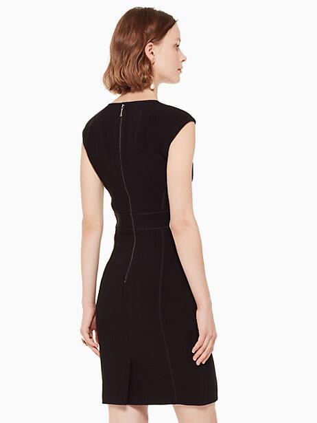 Crepe sheath dress   Kate Spade New York