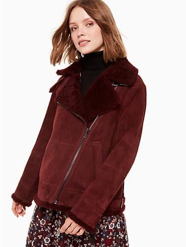 shearling jacket, , rr_productgrid