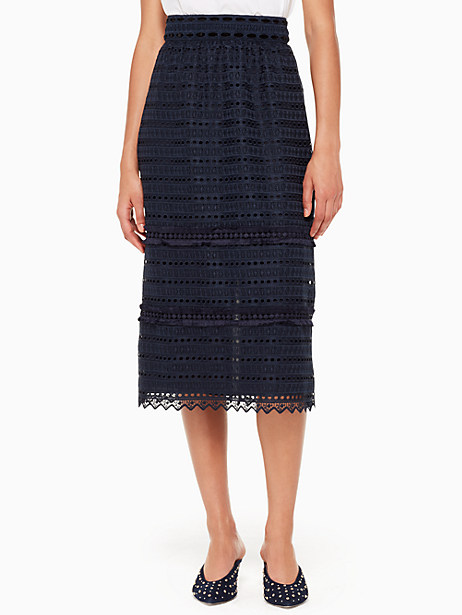 zurie skirt by kate spade new york