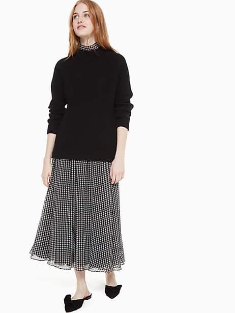 raglan turtleneck sweater by kate spade new york