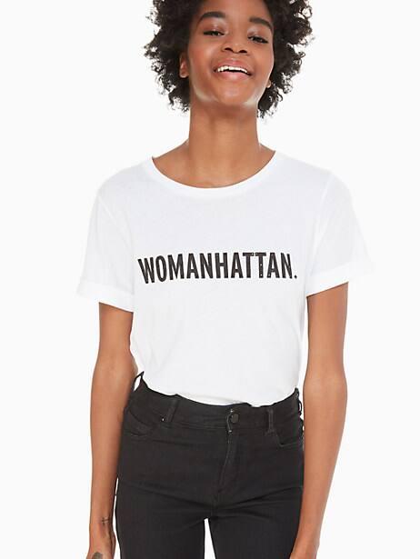 womanhattan tee by kate spade new york