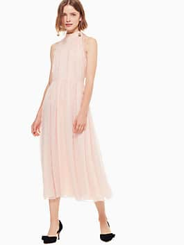 nadea dress, rose dew, medium