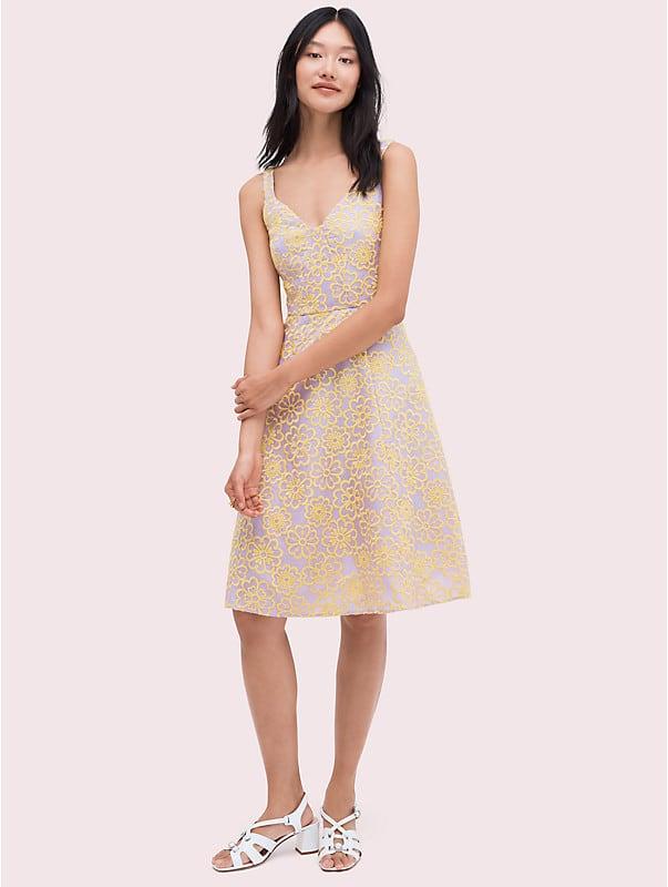 floral organza dress, , rr_large