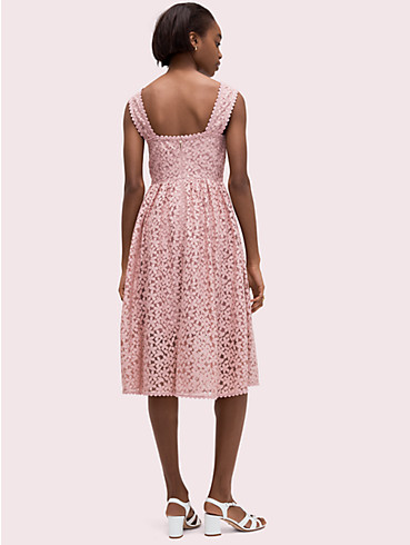 flora lace fit and flare dress, , rr_productgrid