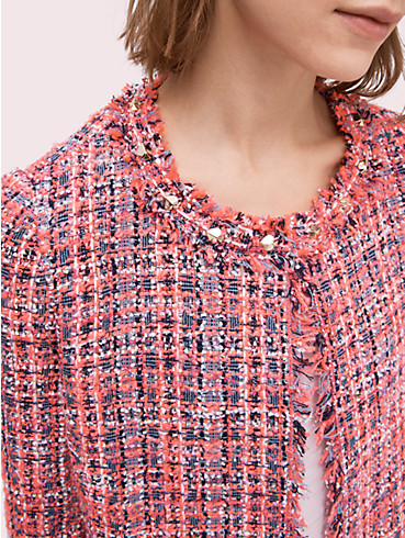 multi tweed coat, , rr_productgrid
