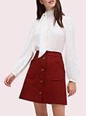 spade pocket skirt, , s7productThumbnail