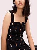 flock party jacquard dress , , s7productThumbnail