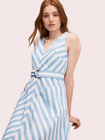 deck stripe midi dress, , rr_productgrid