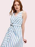 deck stripe midi dress, , s7productThumbnail