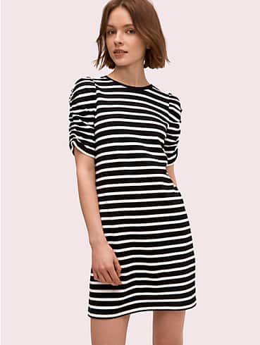 Kleid mit maritimen Streifen, , rr_productgrid