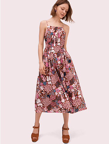 garden posy midi dress, , rr_productgrid
