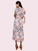 geobrella silk midi dress , , s7productThumbnail