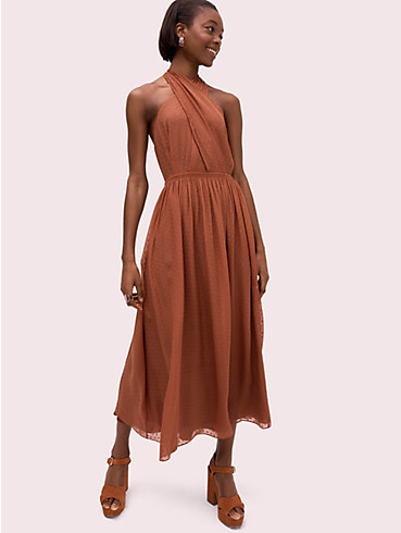 silk halter midi dress, , rr_productgrid