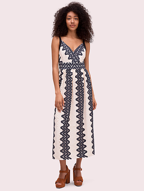 sand dune lace midi dress by kate spade new york