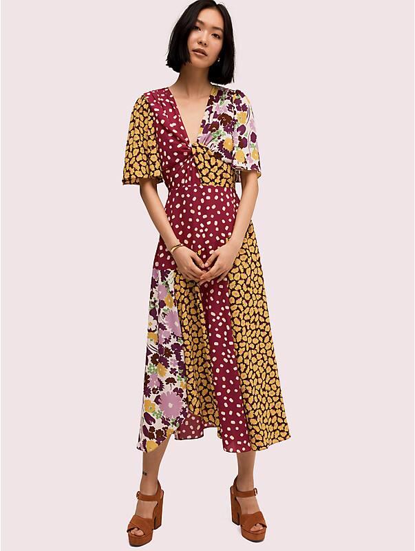 swing flora mix dress, , rr_large