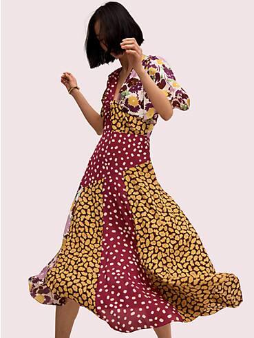 Kleid im Mustermix, , rr_productgrid